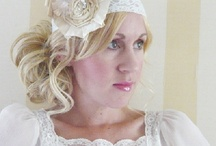 Wedding Hairstyle Possibilities / by Brandi Barry