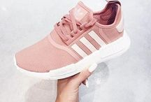 Pink Adidas / New shoe obsession