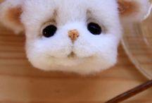 technology making woolen toy