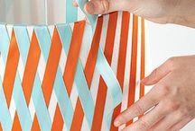 Decoração / Inspirações pra você decorar a sua casa com as mais belas peças enfeitadas com fitas