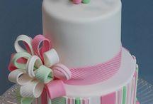 fondant cakes basic