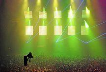 INSPIRATION: Concert Lighting
