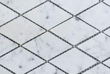 Soho Tile Gallery -Carrara -Grey