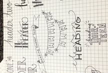 Lettering&Fonts