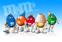 M & M 'S  / by Amy