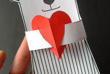 Валентинки by me