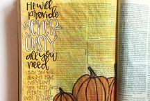 Bible Journaling - 2 Corinthians
