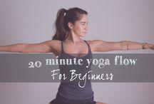 yoga / namaste
