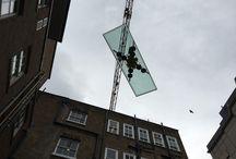 Triple Glazed Units at Chatham House, St. James Square, London