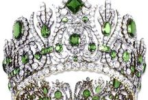 Royal Gems / Royals put gems in their hair and everywhere, this is a collection of all jewels Royal from past and present~ / by J.r. Colombian Emeralds Corp