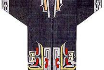 Pattern of Ainu