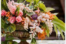 Tropical Floral Designs