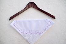 Lace Cloth Napkins