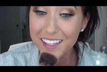 Make up tutorial  / by Jill Massena
