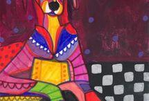 ART / Dogs