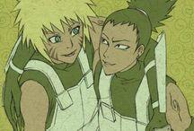 Shikamaru x Naruto (Shikanaru)