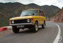 Land Rover / Land Rover Car Models