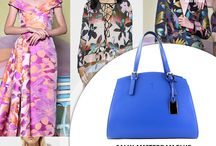 Sally Amsterdam Blue Handbag - Marlafiji