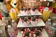 Big Mac's Lady & the Tramp Party / Birthday ideas / by Rebecca Jones