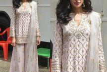 Sharara Suit Set