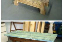 Tables Basses Palettes