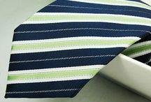 Colour palette: pistachio & navy