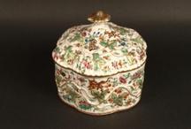 Cantonese porcelain