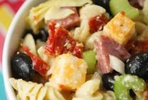 pasta recipes / by Patricia Arvin
