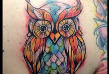 I Want More Tattoos / by Whitly Breakey
