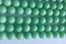 Dyed Jade, Tiffany colour .