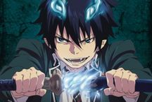 Blue exorcist :D