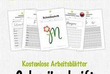 Deutschunterricht Grundschule
