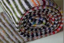 Scraps Knit & Crochet