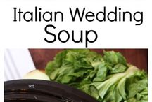 Soups & Stews / Recipes to warm up with!
