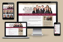 Website Design / Mobile Friendly, Eye-catching design set up for Search Engine Optimization, Branding and Content Creation