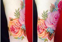 Tattoos / Blumen