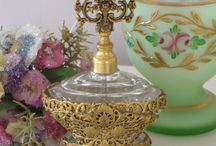 Collectible perfume bottle