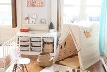 Kid's room / Nápady a inspirace na kreativní dětský pokoj...