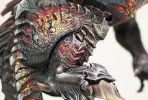 Warhammer paints
