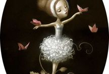 WHIMSICAL CREATIONS / Whimsical art that I love.  Please have anything you like, its all for you fellow pinners. / by Zigsy