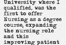 """#McrProudNurse / In recognition of over 19,000 nurse registrations in Manchester, the three Manchester Clinical Commissioning Groups were interested in listening to feedback from nursing staff on """"Why are you proud to be a nurse in Manchester"""""""