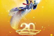 Disneyland Paris 20 ans