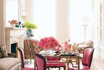 Think Pink / Pink home decor