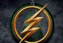 The Flash/ Arrow