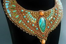 Egyptian, Greek, Indian and Similar Jewelry