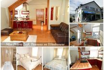 Miss Potters Loft, Bowness on Windermere / Modern apartment centrally located in Bowness Windermere