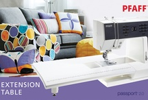 PFAFF Sewing Machines! / Check out extensive range of high quality sewing and embroidery machines! http://www.pfaff.com/en-AU/