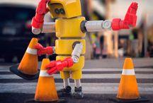 Robots by Steve Talkowski
