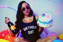 Birthday photo shoot