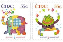 Elestamps / Elephants on stamps
